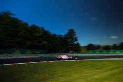 Alfonso Celis jr, Force India VJM10