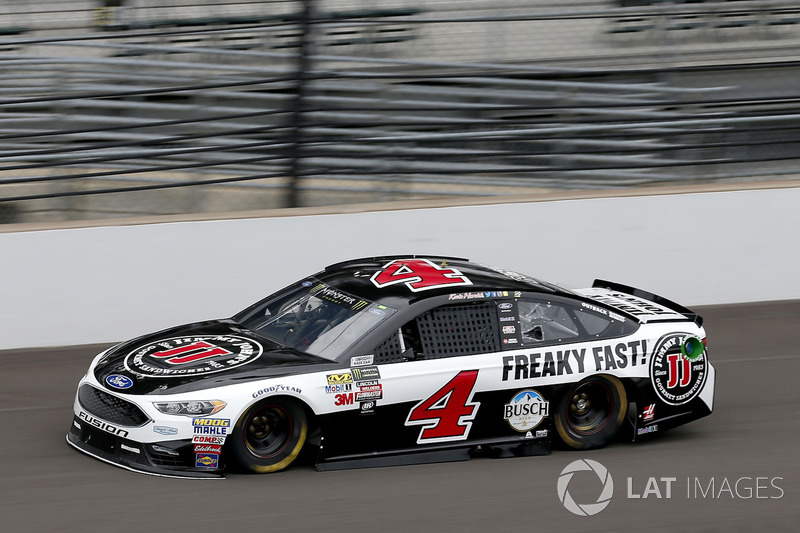 Kevin Harvick, Stewart-Haas Racing, Ford