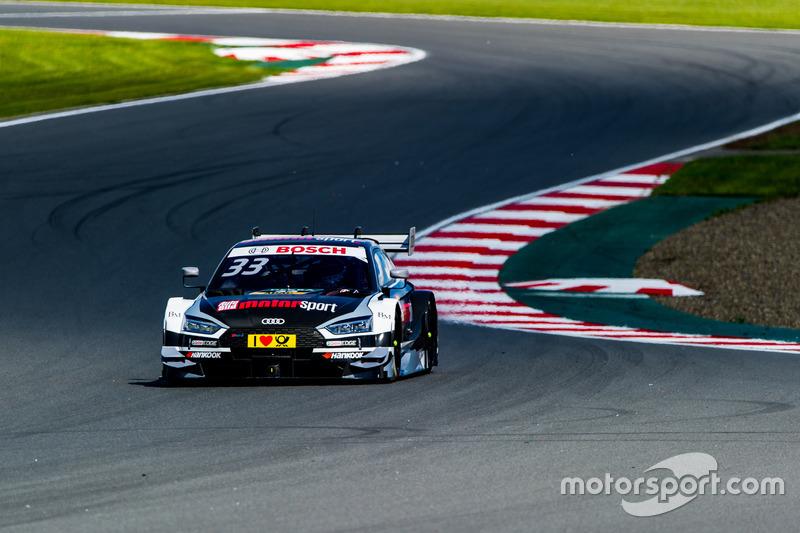 Рене Раст, Audi RS5 DTM, Audi Sport Team Rosberg