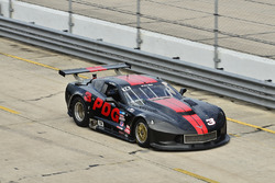 #3 TA Chevrolet Corvette, Henry Gilbert, Performance Driving Group