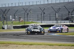 #8 TA Chevrolet Corvette, Tomy Drissi, Tony Ave Racing, #57 TA Cadillac CTSV, David Pintaric, Kryder