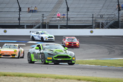 #2 TA3 Aston Martin Vantage GT4, Steven Davidson, Automatic Racing