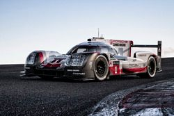 2017 Porsche 919 Hybrid