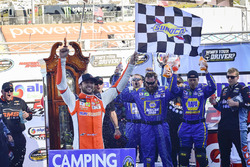 Race winner Chase Elliott, GMS Racing Chevrolet