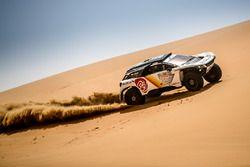 Khalid Al-Qassimi, Peugeot 3008 DKR