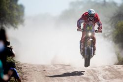 #8 Himoinsa Dakar Team KTM: Gerard Farrés