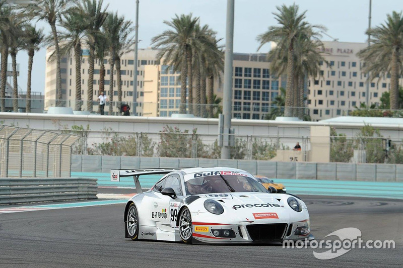 #99 Herbert Motorsport Porsche 991 GT3: Daniel Allemann,Ralf Bohn, Robert Renauer