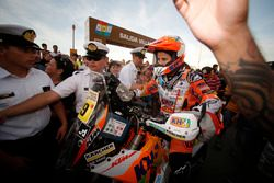 #19 Red Bull KTM Factory Team: Лайа Санс