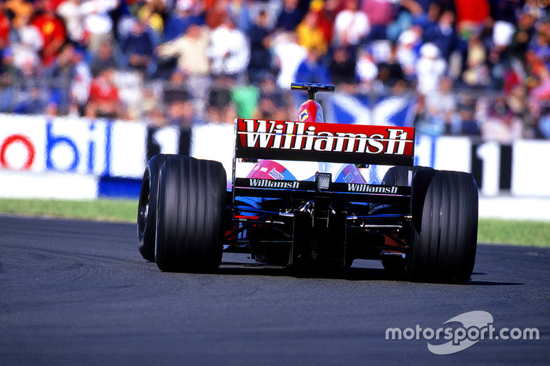 1999 (Ralf Schumacher, Williams-Supertec FW21)