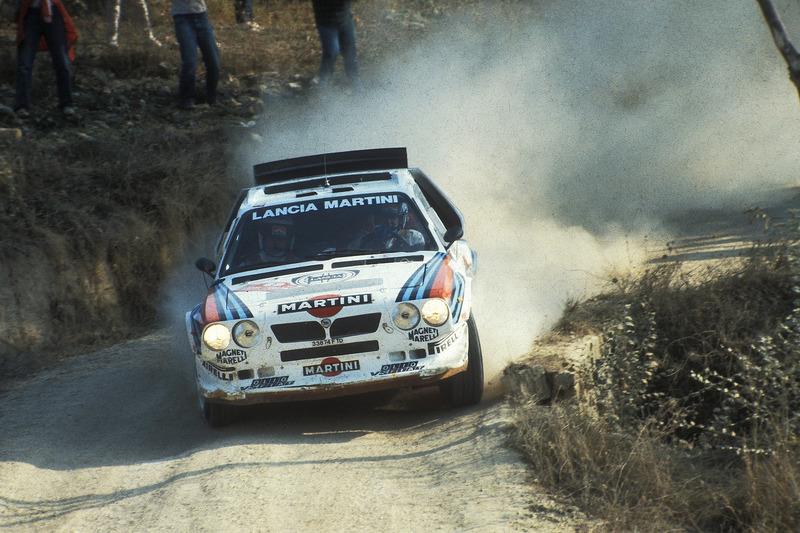 Group B: Lancia Delta S4