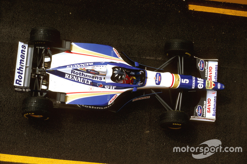 12º: Williams FW18 (1996)