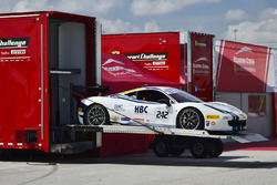 #242 Scuderia Corsa - Ferrari Westlake Ferrari 458 Challenge: Mark Fuller