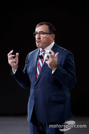 Alan Batey, Presidente Chevrolet North America