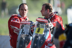 #8 Himoinsa Racing Team KTM: Gerard Farrés, #82 Himoinsa Racing Team KTM: Daniel Oliveras