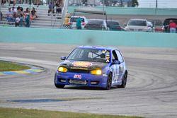 #04 MP3B Volkswagen GTI driven by Camilo Rico of Scuderia Shell Burbank