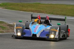 #26 BAR1 Motorsports, Oreca FLM09: Adam Merzon, Johnny Mowlem