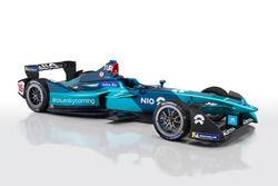 2017/18 NIO Formula E team car