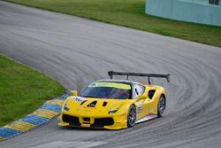 #193 Miller Motorcars Ferrari 488 Challenge: Osvaldo Gaio