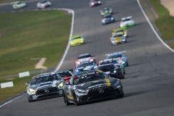 Carlos Gomez, 'TAKIS', Jan Seyffarth, Mercedes-AMG GT4