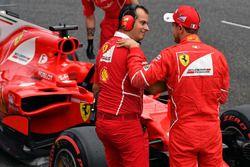 Sebastian Vettel, Ferrari in gesloten wagenpark