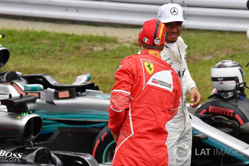 Из действующих гонщиков чаще всех в Японии побеждали Льюис Хэмилтон и Себастьян Феттель – оба выигрывали в этой стране по 4 раза