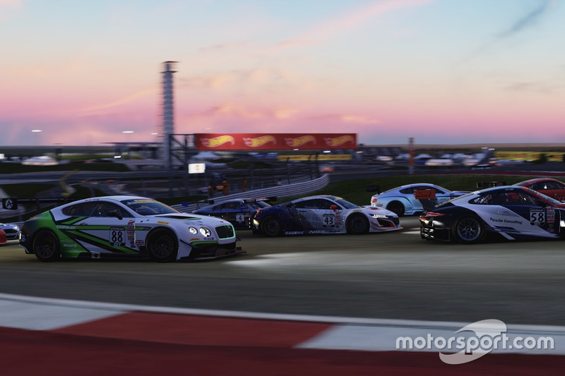 Project CARS 2, Pirelli World Challenge
