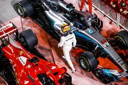 Le second Lewis Hamilton, Mercedes AMG