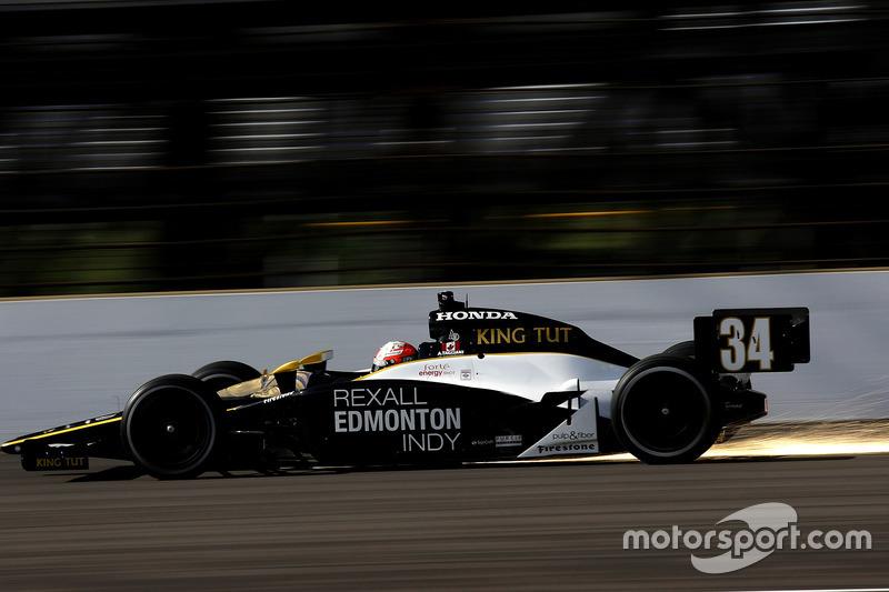 IndyCar, Indianapolis 2009: Alex Tagliani, Conquest, Honda