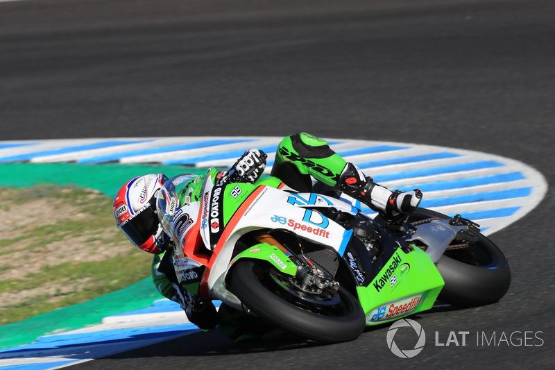 Luke Mossey, JG Speedfit Kawasaki