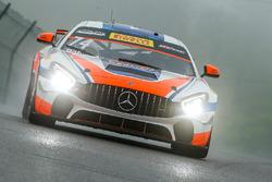#74 Robinson Racing Mercedes-AMG GT4: Gar Robinson