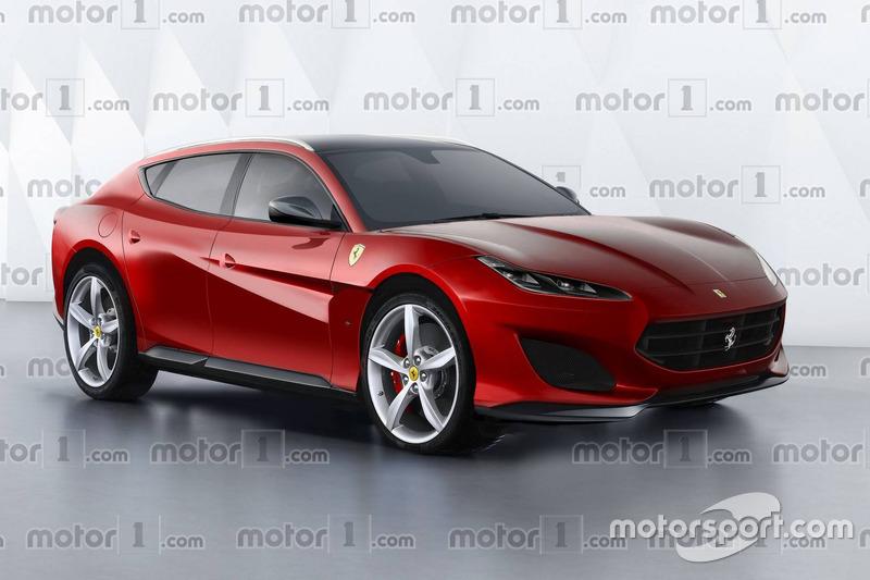 Ferrari SUV (2020)