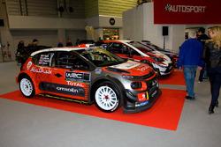 Citroen WRC car