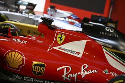 De F1 Racing Stand