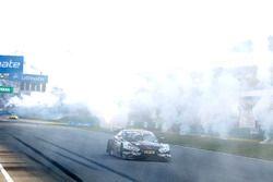 Deuxième et Champion 2017, René Rast, Audi Sport Team Rosberg, Audi RS 5 DTM