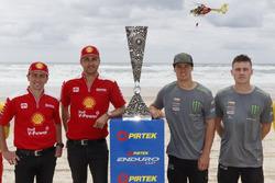 La Supercars Enduro Cup arrive sur la Gold Coast avec Fabian Coulthard, Tony D'Alberto, DJR Team Penske et Cameron Waters, Richie Stanaway, Prodrive Racing Australia