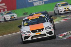 Seat Leon Cupra ST-TCS2.0 #36: Vescovi-Ferri