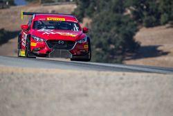 #194 MARC Cars Australia Mazda 3 V8: Keith Kassulke, Morgan Haber