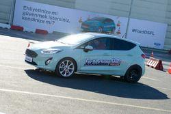 Ford Motorsport Türkiye sürüş akademisi