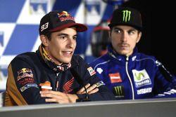 Marc Marquez, Repsol Honda Team, Maverick Vinales, Yamaha Factory Racing