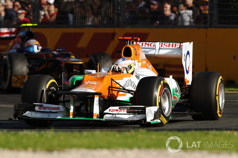 Paul di Resta, Force India VJM05