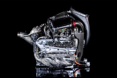 Dévoilement du moteur Honda RA618H