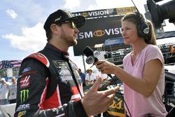 Kurt Busch, Stewart-Haas Racing Ford Fusion