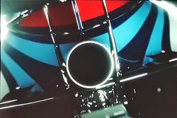 Выхлоп Williams FW41