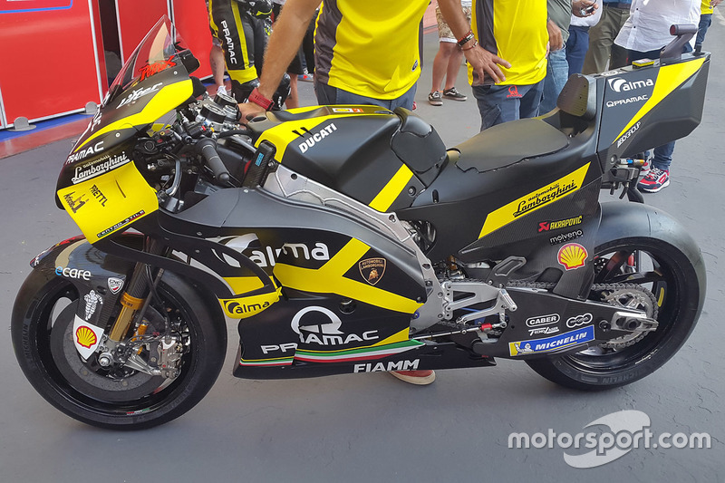 Pramac Racing özel tasarım