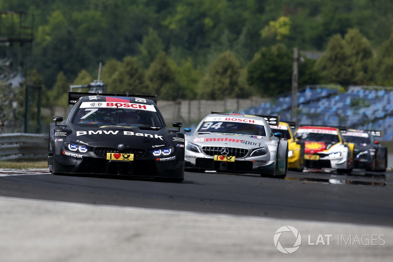 12. Bruno Spengler, BMW Team RBM, BMW M4 DTM