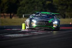 #43 Strakka Racing Mercedes-AMG GT3: Maximilian Buhk, Maximilian Götz, Alvaro Parente