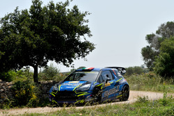 Simone Miele, Lisa Bollito, Citroen DS3 WRC, Top Rally
