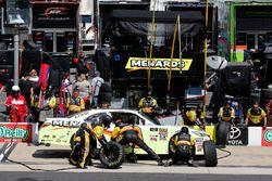 Brandon Jones, Joe Gibbs Racing, Toyota Camry Toyota Menards/Turtle Wax