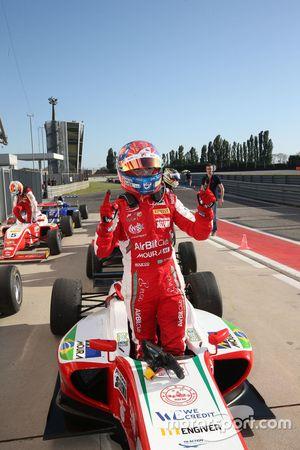 Il vincitore Enzo Fittipaldi, Prema Theodore Racing