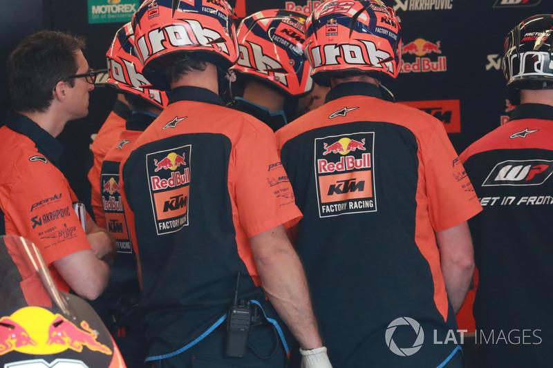 Membres de Red Bull KTM Factory Racing